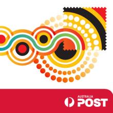Australia Post Branding
